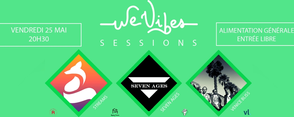 WeVibes festival Session #8 Edition 2