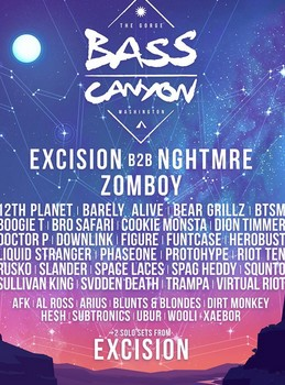 Bass Canyon