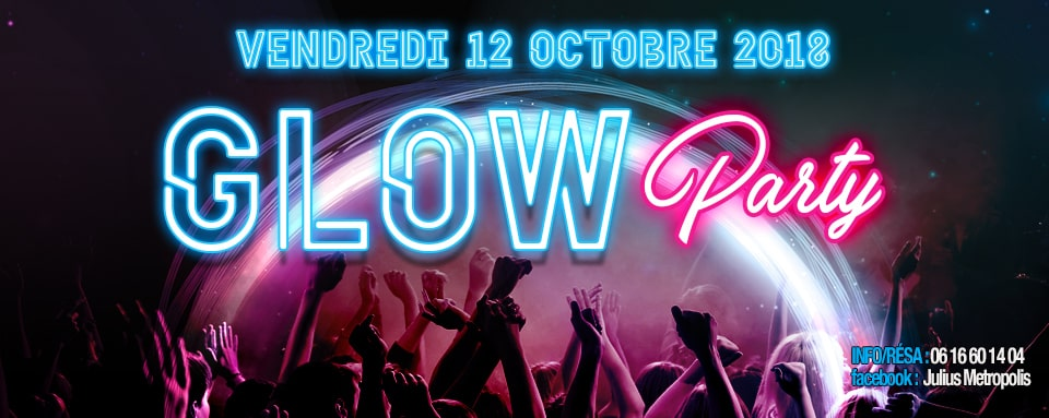 GLOW PARTY 12.10
