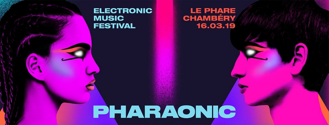 PHARAONIC ELECTRONIC MUSIC FESTIVAL 2019