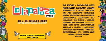 LOLLAPALOOZA PARIS 2019 !