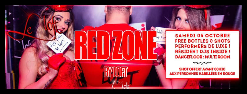 RED ZONE #05.10