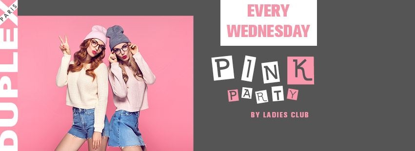 Pink Party at Duplex #22.01