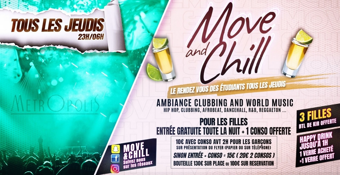 Move & Chill at Loft Metropolis #23.01