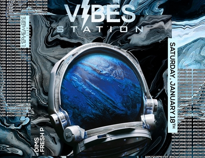 Vibes Station - Saturday January 18th