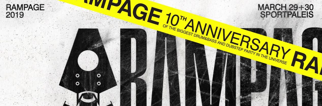 RAMPAGE 2019 - 10th anniversary