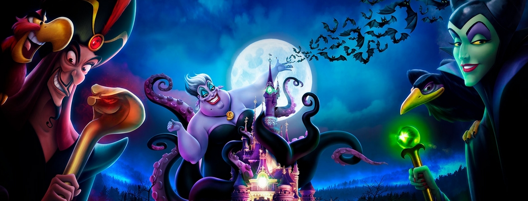 DISNEYLAND PARIS | HALLLOWEEN 2019